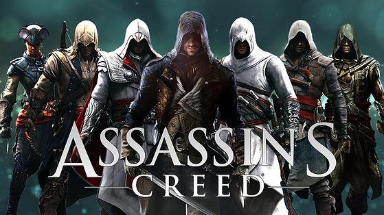 Como Jugar y descargar todos los Assassin's CreedFull paraPC en mediafire zippyshare portada