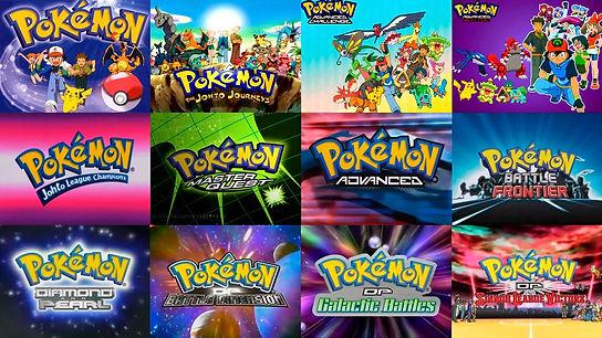 Descargar todas las temporadas de Pokemon en google drive mediafire zippyshare megaup full HD portada