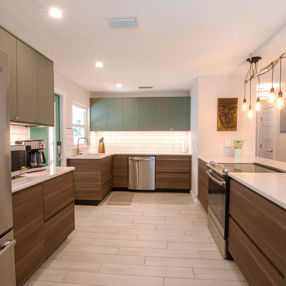 A Kitchen to Make a Masterpiece