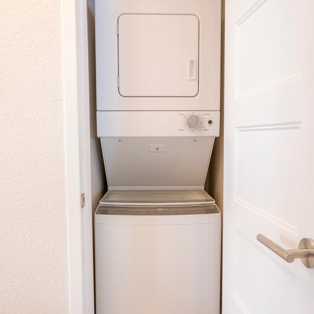 a Cute Laundry Machine