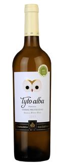 Tyto Alba White
