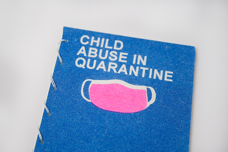 """Child Abuse in Quarantine"" Zine"