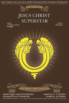 5.Jesus Christ Superstar