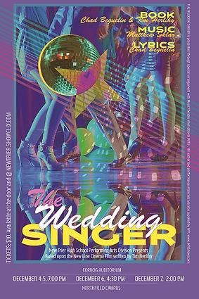 2. Wedding Singer: The Musical