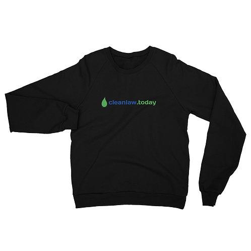 Unisex California Fleece Raglan Sweatshirt