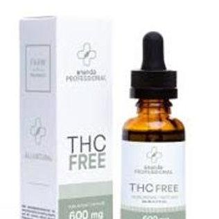 Ananda THC free 20mg/ml CBD oil
