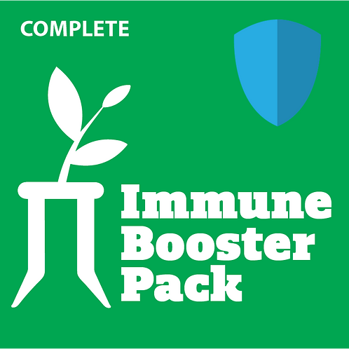Immune Booster Pack - Complete