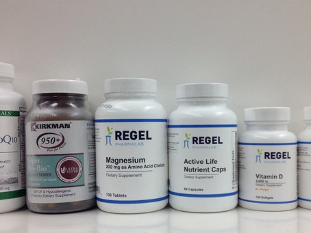 I need help with supplements!