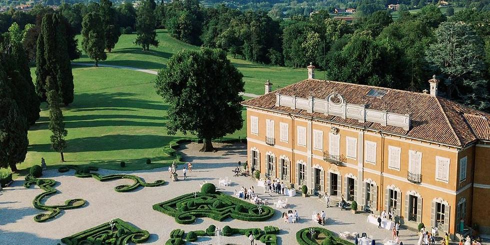 PicNic in Villa di Delizia, nel parco secolare (1)