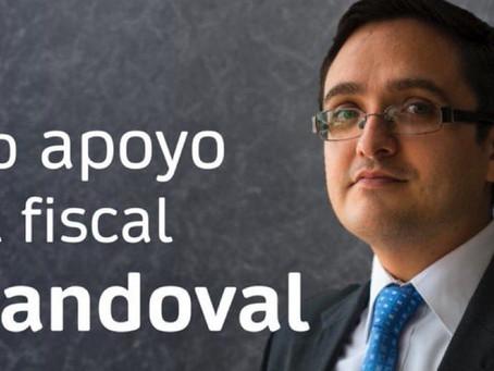 Subsecretaria de Estado se pronuncia por remoción de Sandoval