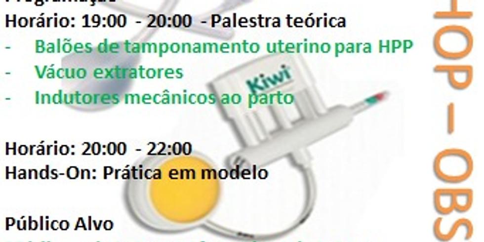 Workshop Obstetrícia  CHS