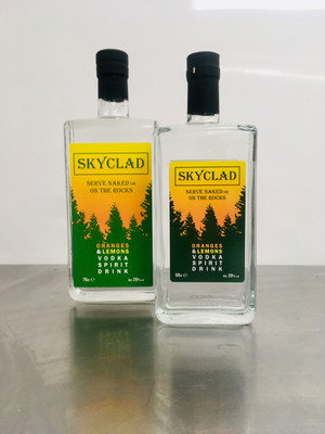 Caramel vodka and oranges and lemon vodka now available in 50cl bottles as well as 70 cl checkout ou