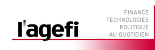 l'agefi - Quotidien de l'agence économique et financière à Genève
