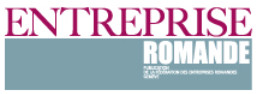 Entreprise romande, le journal édité depuis 1933 par la Fédération des Entreprises Romande (FER Genève)