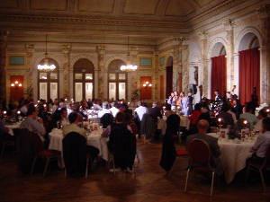 Cérémonie de remise des prix SGO 2002