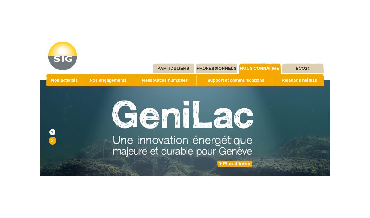 SIG - Services Industriels Genève