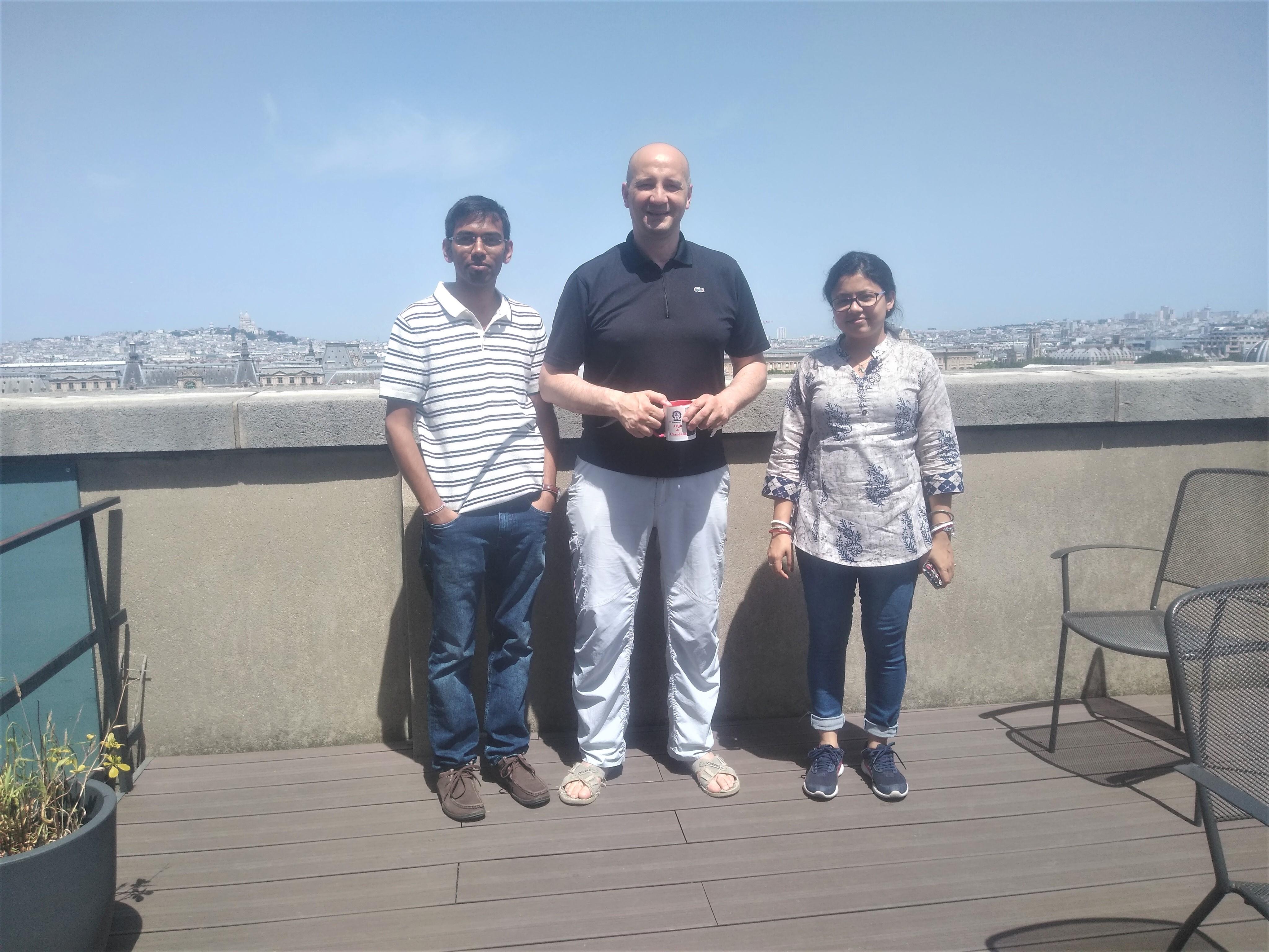 Raman-Charpak Fellowship
