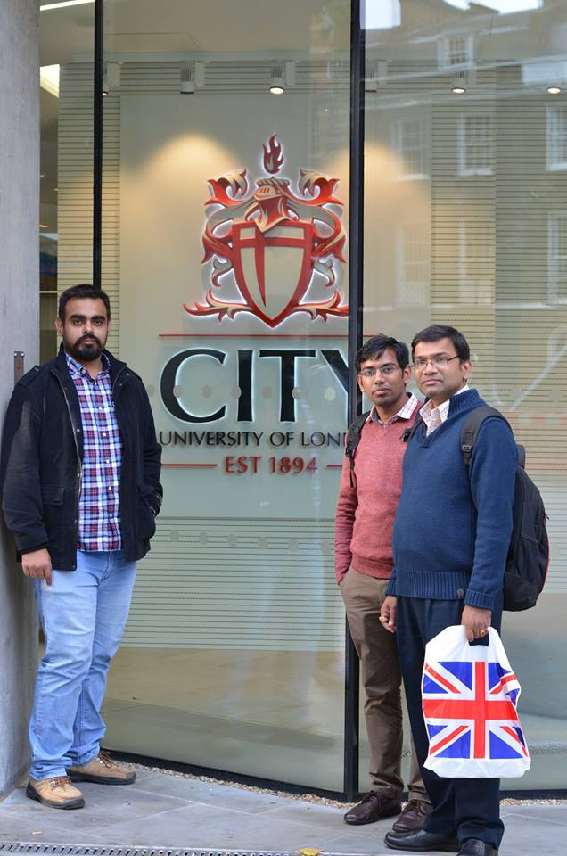 Indo-UK Project Meeting 2018