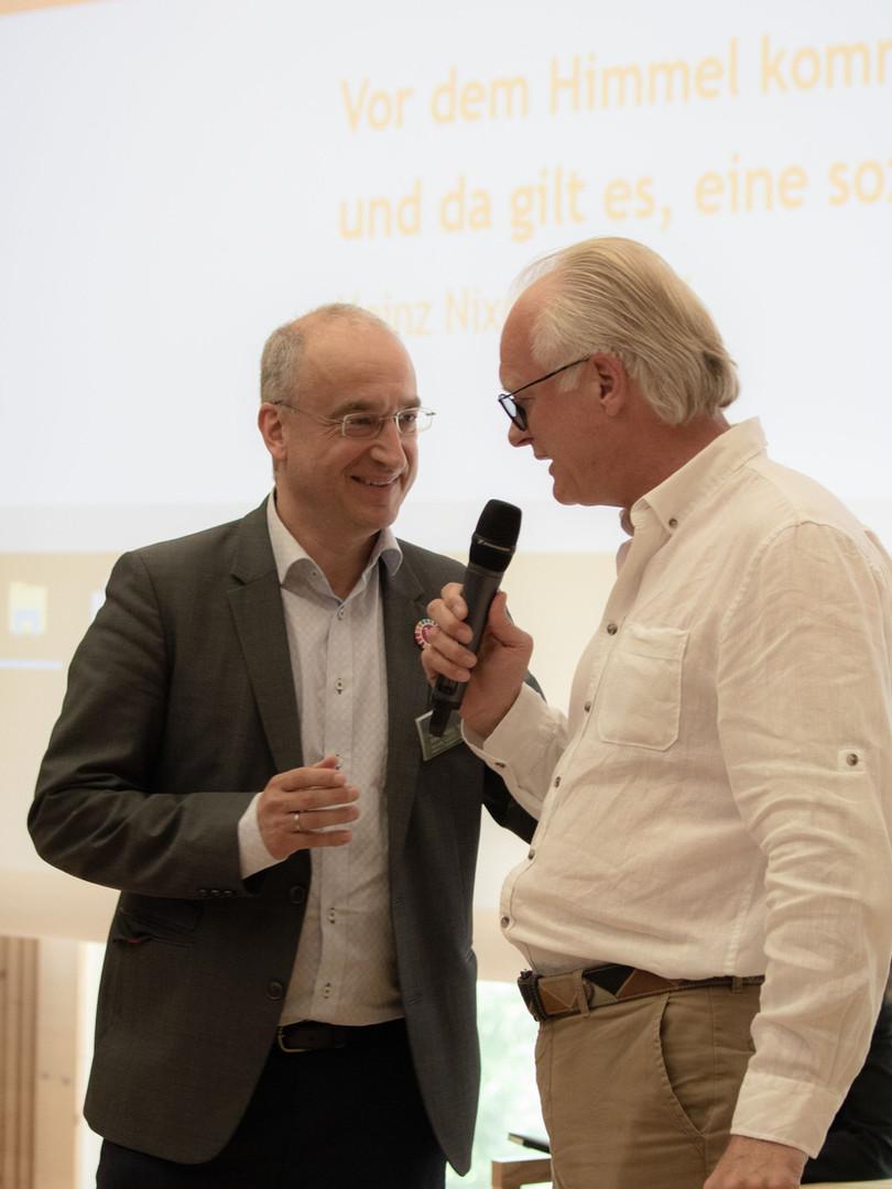 Joachim Wolf & Roland Schatz
