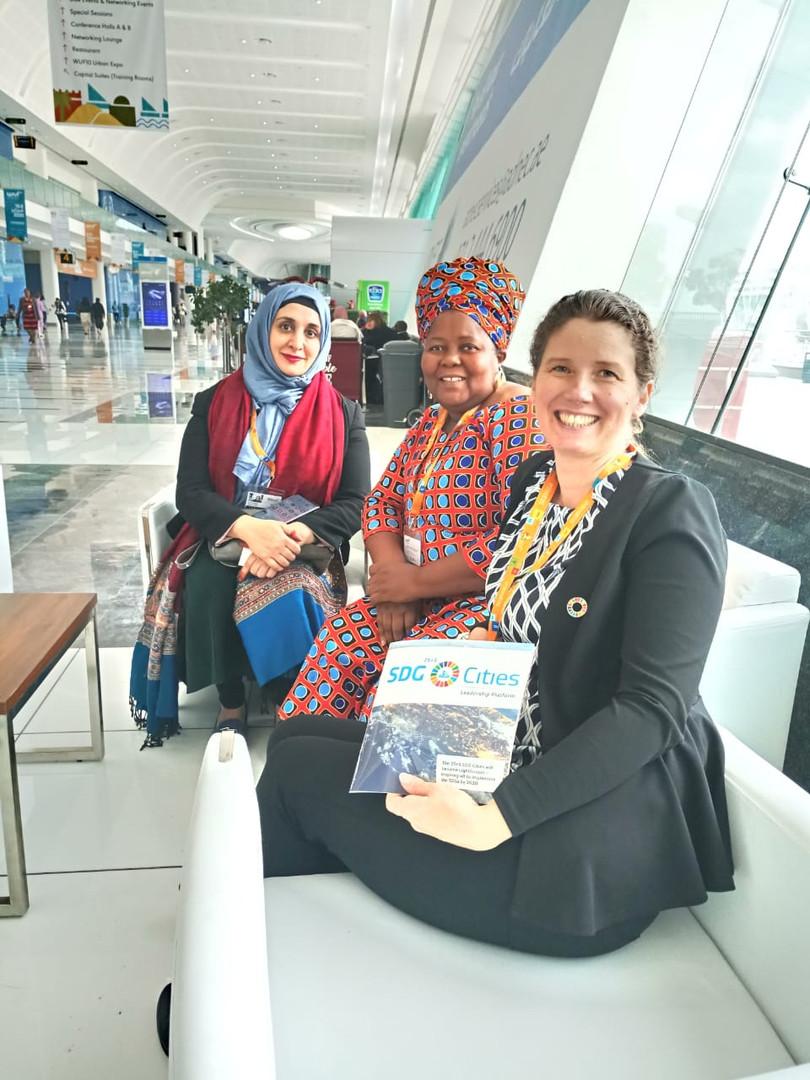 World Urban Forum WUF, Abu Dhabi