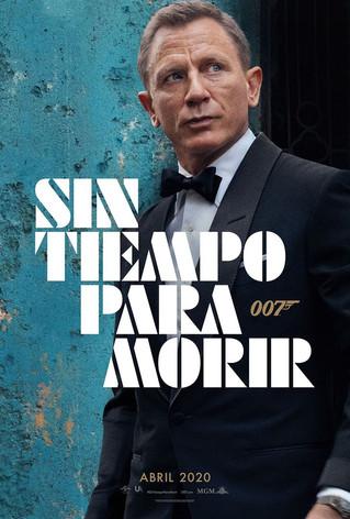007 James Bond: Sin tiempo para morir