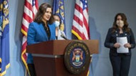Gov. Gretchen Whitmer's ban on evictions extended into June