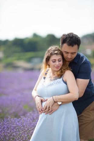 maternity lavender farm