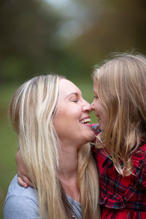 mum and daughter, photography