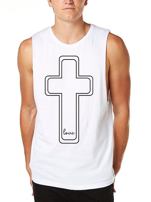 Cross Love - Singlet