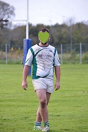 peluche rugbyman personalisée