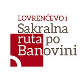 Lovrenčevo i sakralna ruta po Banovini - logo