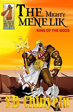 AMOK1-The Mighty Menelik new edition - P