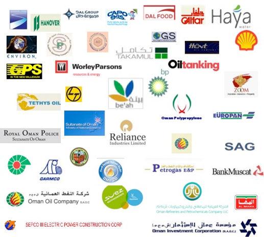 ALSAFA Environmental & Technical Services LLC Clients