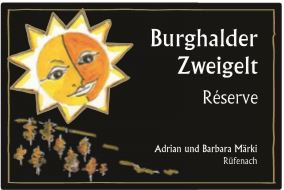 Burghalder Zweigelt Reserve