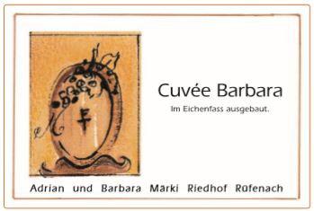 Cuvée Barbara
