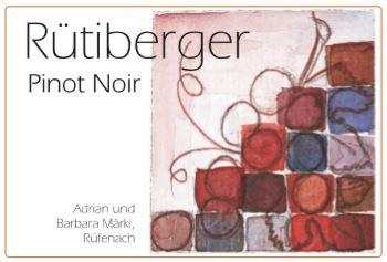 Rütiberger Pinot Noir 2018
