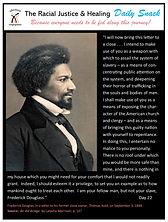 #022 -- Frederick Douglass -- I am your