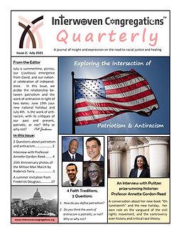 Interwoven Congregations Quarterly Issue #2  07-23-21.jpg