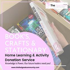 Website - Books, Crafts & Stationary Dri