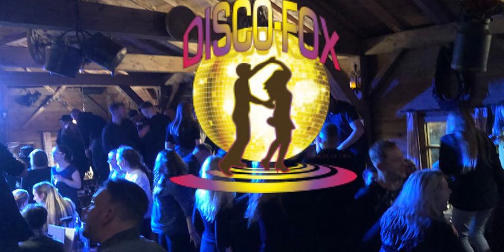 AUSGEBUCHT!!!  Schlager & Disco Fox Night