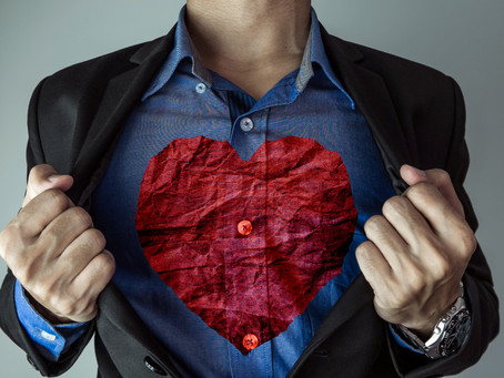 Heart shaped leadership