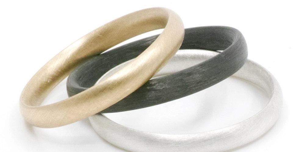 Ringe schmaler Querschnitt