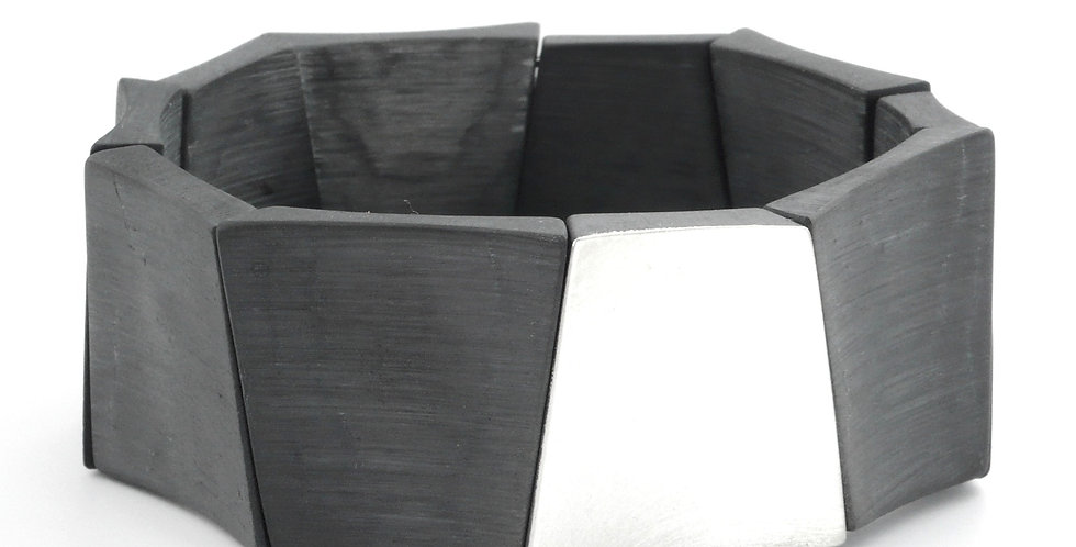 Carbon Armband -Trapez