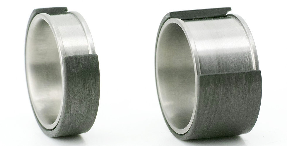 Schiebering Carbon/Titan