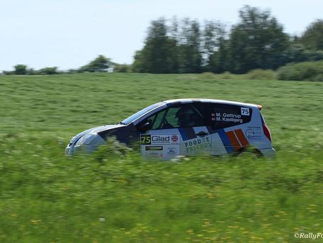 LSmotorsport klar til DM 4 Sydjysk Rally