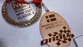 LSMotorsport afsluttede DM med medaljer