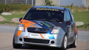 LSmotorsport  er klar til Cimbern Rallye