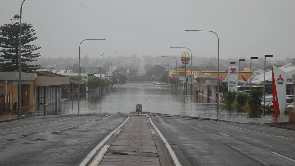 Port Lincoln Liverpool Street Stormwater Management