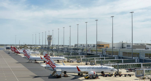 Adelaide Airport Expansion