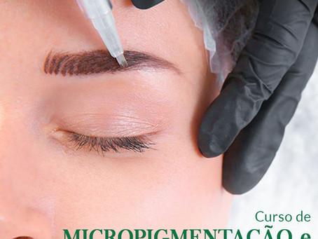 Curso de Micropigmentação e Microblading
